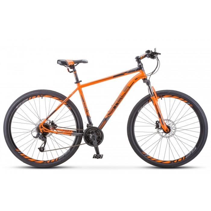 """Велосипед Stels Navigator 910 D 29"""" V010 (оранжевый, 2020) купить в Минске"""