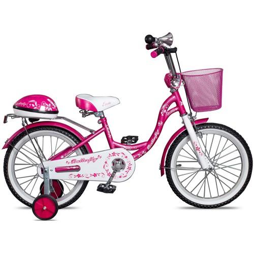 "Велосипед Delta Butterfly 18"" (розовый, 2019)"