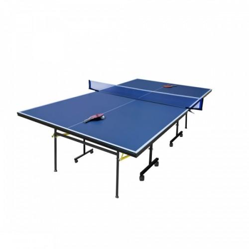 Теннисный стол RS TT 159 (усиленный) + сетка с ракетками