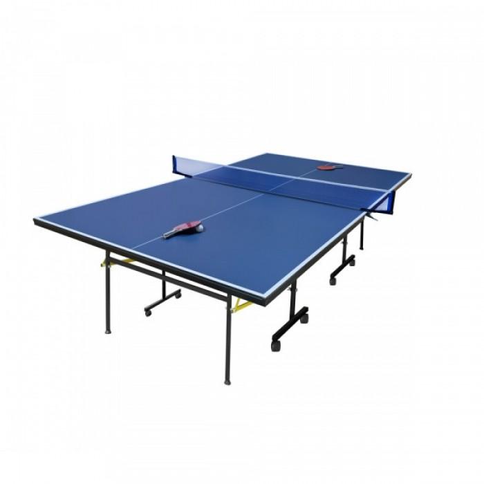 Теннисный стол RS TT 159 (усиленный) + сетка с ракетками купить в Минске
