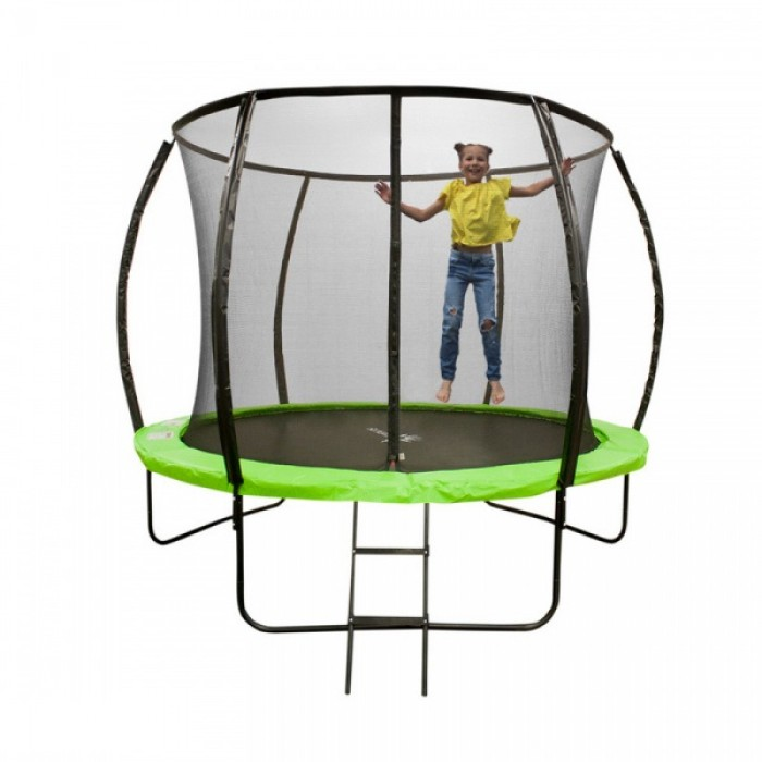 Батут с защитной сеткой и лестницей Sundays Champion Premium 312 см — 10ft купить в Минске