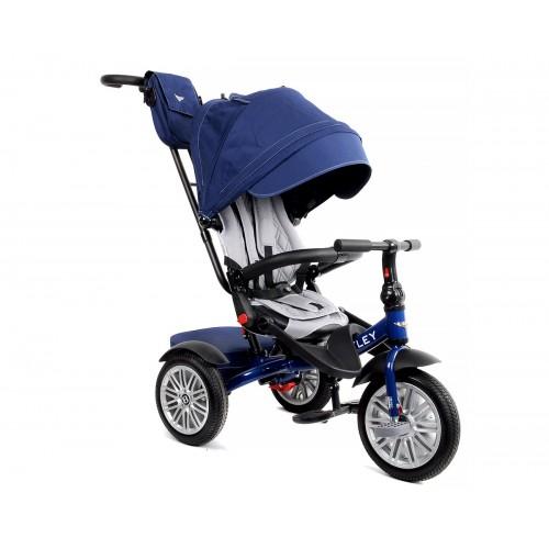 Детский трехколесный велосипед Bentley BN2 (синий)