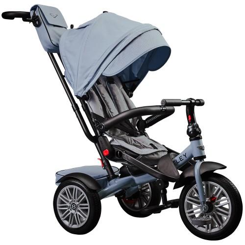 Детский трехколесный велосипед Bentley BN2 (голубой)