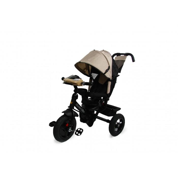 Детский трехколесный велосипед Kinder Trike Extert (бежевый)