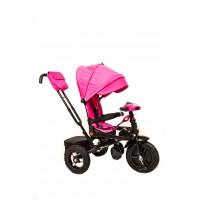 Детский трехколесный велосипед Kinder Trike Comfort (розовый) купить в Минске