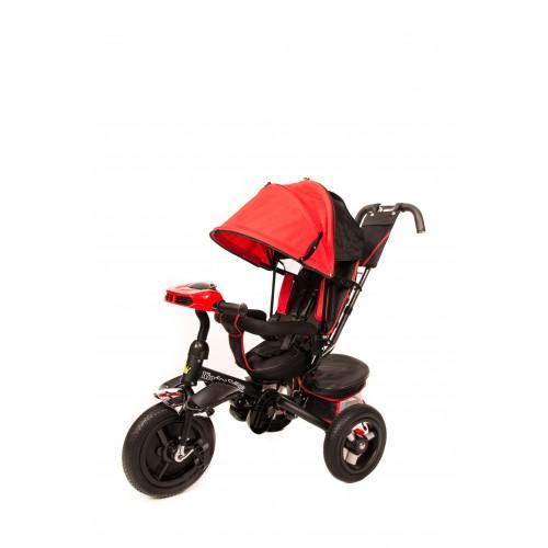 Детский трехколесный велосипед Kinder Trike Classic (красный)
