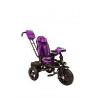 Детский трехколесный велосипед Kinder Trike Comfort (фиолетовый) купить в Минске