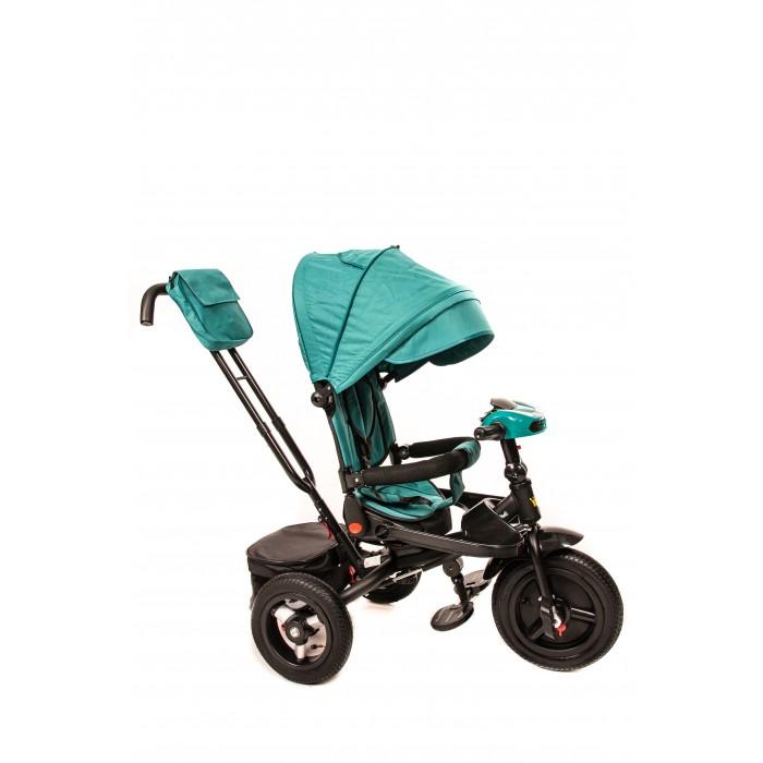 Детский трехколесный велосипед Kinder Trike Comfort (зеленый) купить в Минске