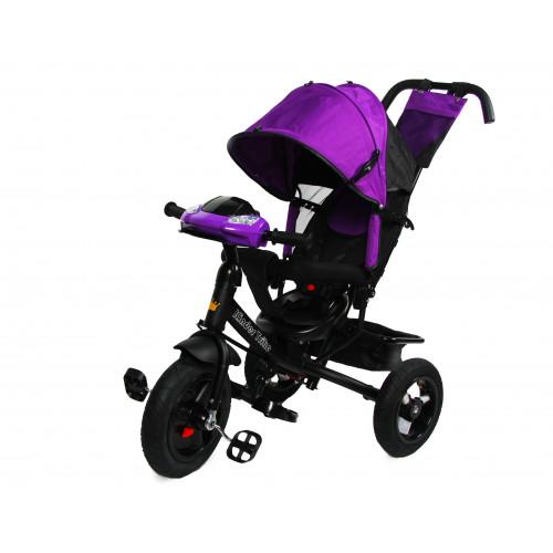 Детский трехколесный велосипед Kinder Trike Expert (фиолетовый)
