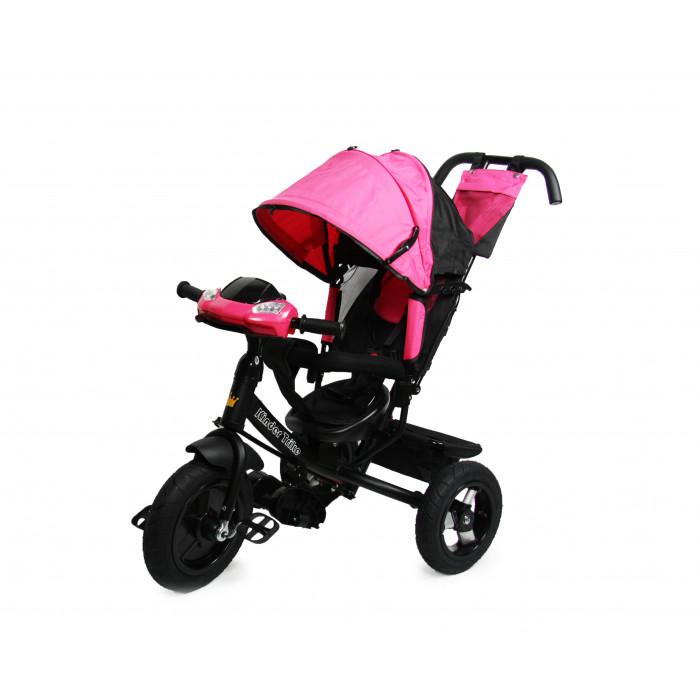 Детский трехколесный велосипед Kinder Trike Expert (розовый)