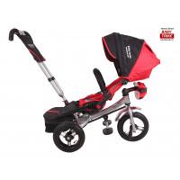 Детский трехколесный велосипед Baby Trike Premium Original (красный, 2019)