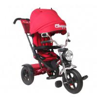 Детский трехколесный велосипед Chopper CH1 (красный)