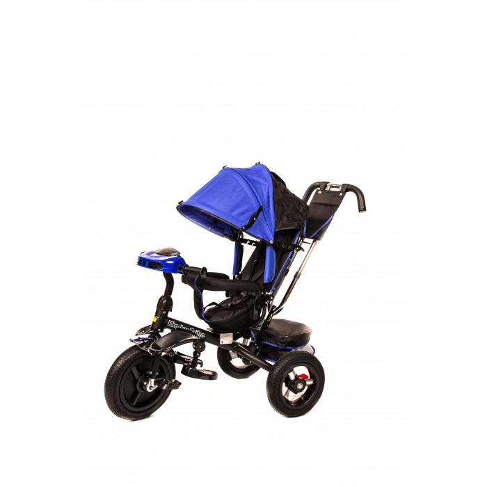Детский трехколесный велосипед Kinder Trike Classic (синий)