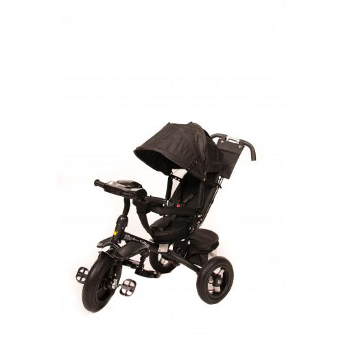 Детский трехколесный велосипед Kinder Trike Classic (черный)