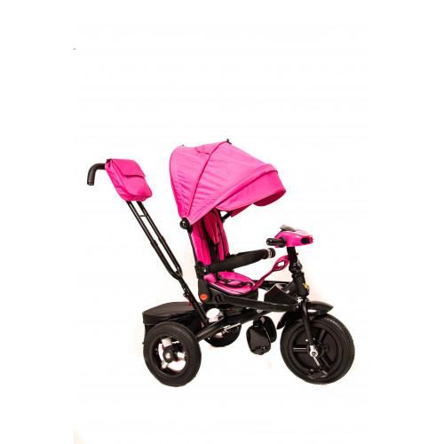 Детский трехколесный велосипед Kinder Trike Comfort (розовый)
