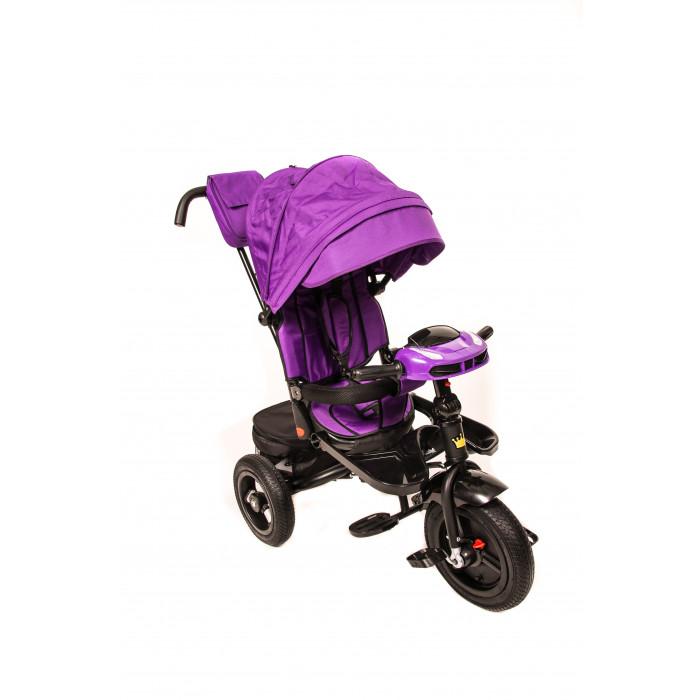 Детский трехколесный велосипед Kinder Trike Comfort (фиолетовый)