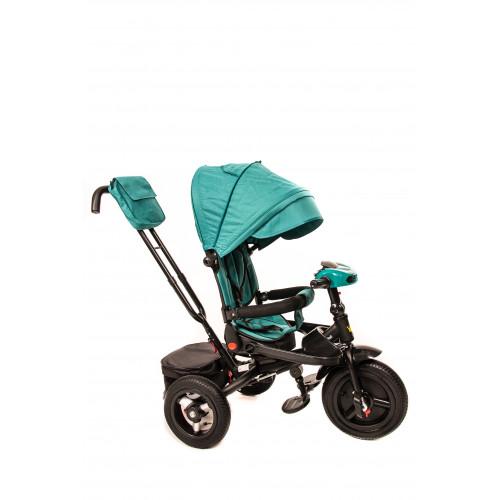 Детский трехколесный велосипед Kinder Trike Comfort (зеленый)
