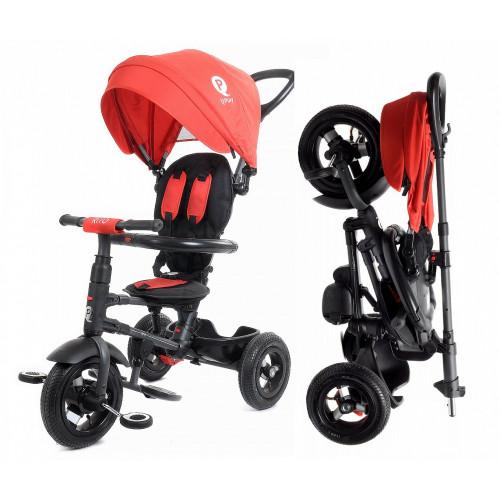 Детский трехколесный велосипед QPlay Rito QA6 (красный)