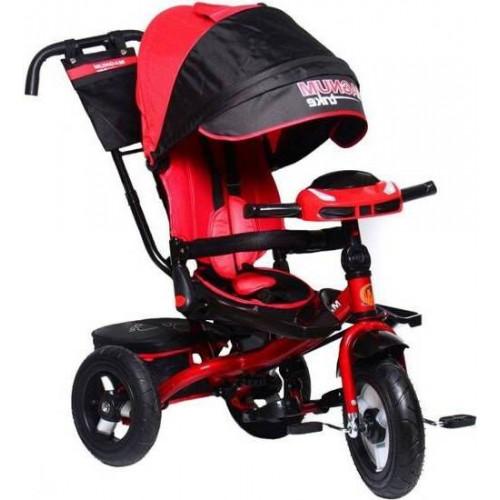 Детский трехколесный велосипед Trike Magnum (красный)