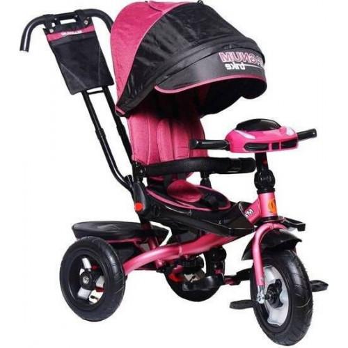 Детский трехколесный велосипед Trike Magnum (розовый)