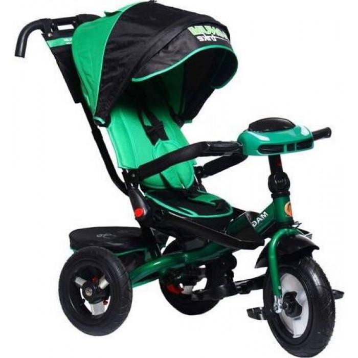 Детский трехколесный велосипед Trike Magnum (зеленый)