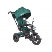 Детский трехколесный велосипед Chopper CH1 (зеленый)