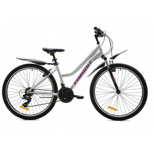 """Велосипед Favorit Alice 26"""" V (серый, 2020)"""