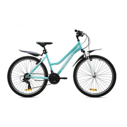 """Велосипед Favorit Alice 26"""" V (голубой, 2020)"""