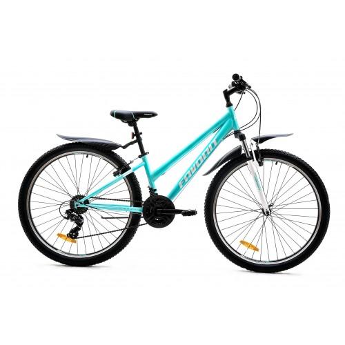 """Велосипед Favorit Alice 27.5"""" V (голубой, 2020)"""