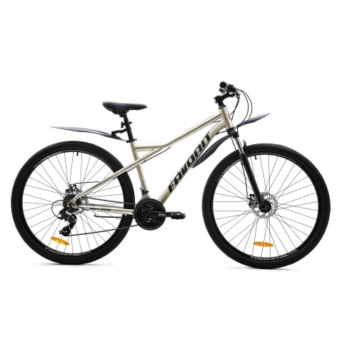 "Велосипед Favorit Andy MD 29"" (серебристый, 2020)"