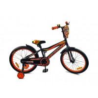 """Велосипед Favorit Biker 20"""" (черно-зеленый,2018) купить в Минске"""