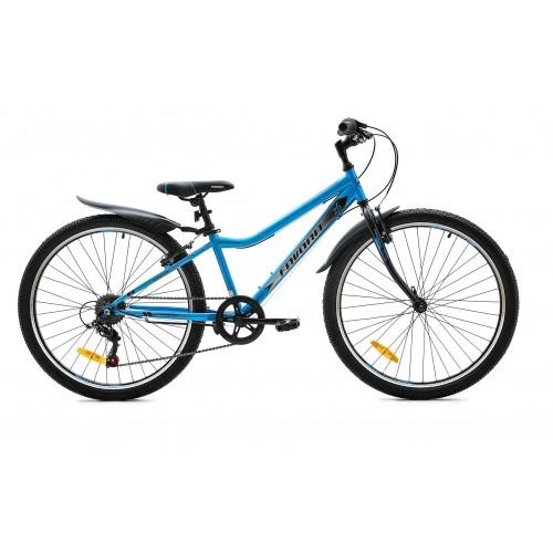 Велосипед Favorit Fox V 26 (синий, 2020)