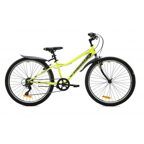 Велосипед Favorit Fox V 26 (зеленый, 2020)