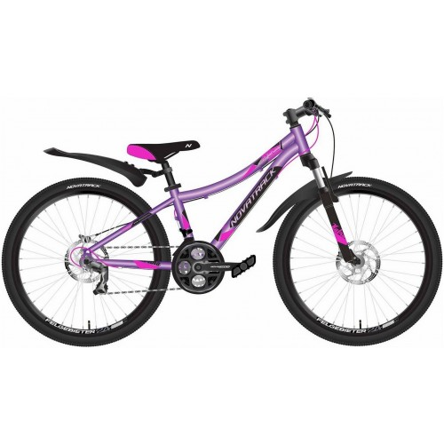 Велосипед Novatrack Katrina 24 (2020)